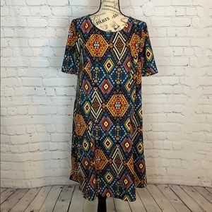 Chelsea and Theodore/ Shift dress / size medium